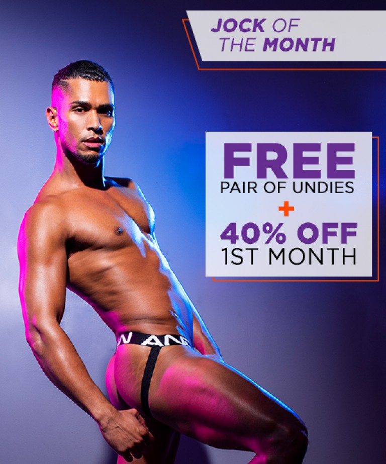 Jock Of The Month Club Subscription