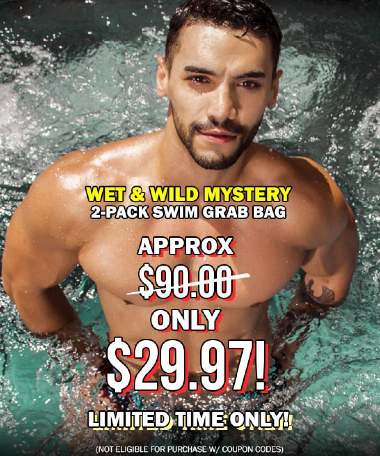 Wet & Wild Mystery 2-Pack Swim Grab Bag