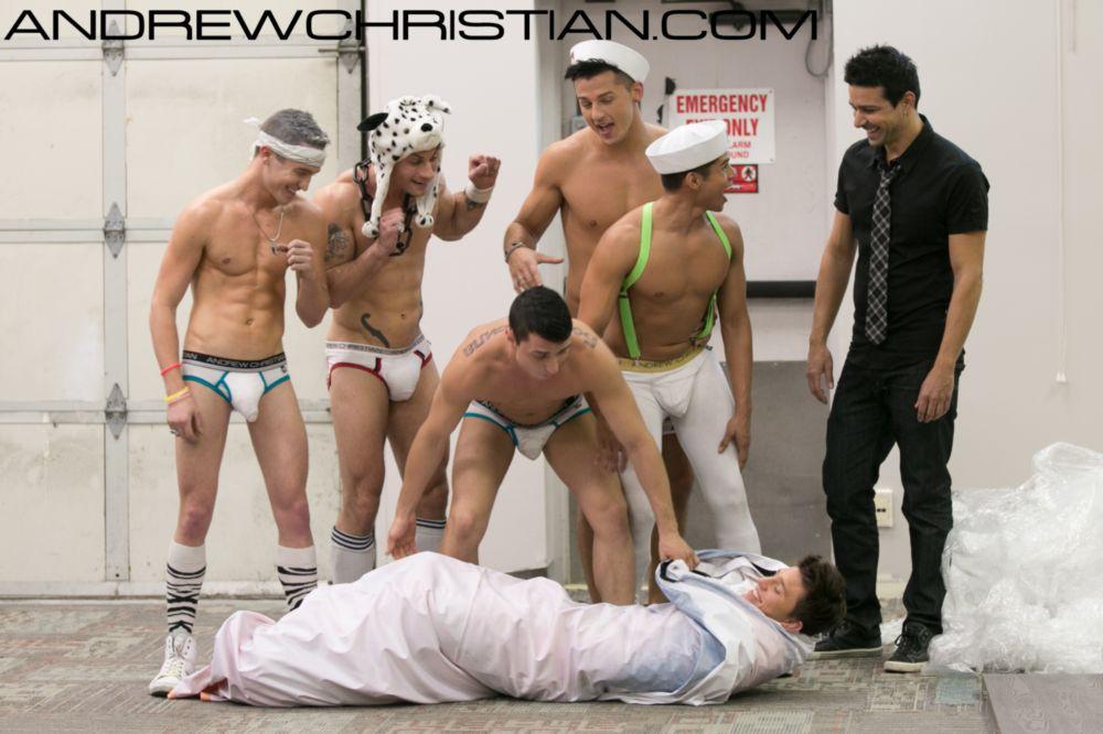 Mens Sexy Underwear Designer Andrew Christian