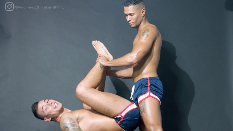 Teaching Gay Sex Positions: Kama Sutra 3