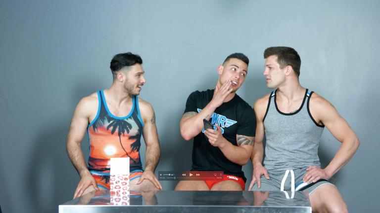 90's Gay Slang Strip Challenge