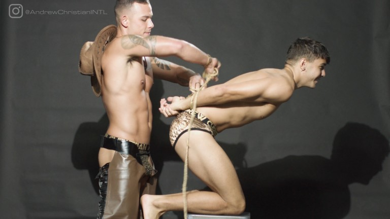 Teaching Gay Sex Positions: Cock-Tumes Edition