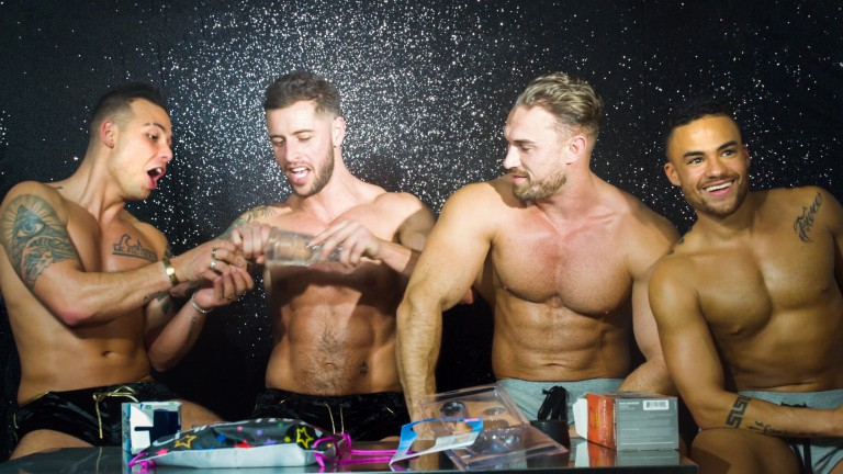 Straight Guys Review Gay Sex Toys II