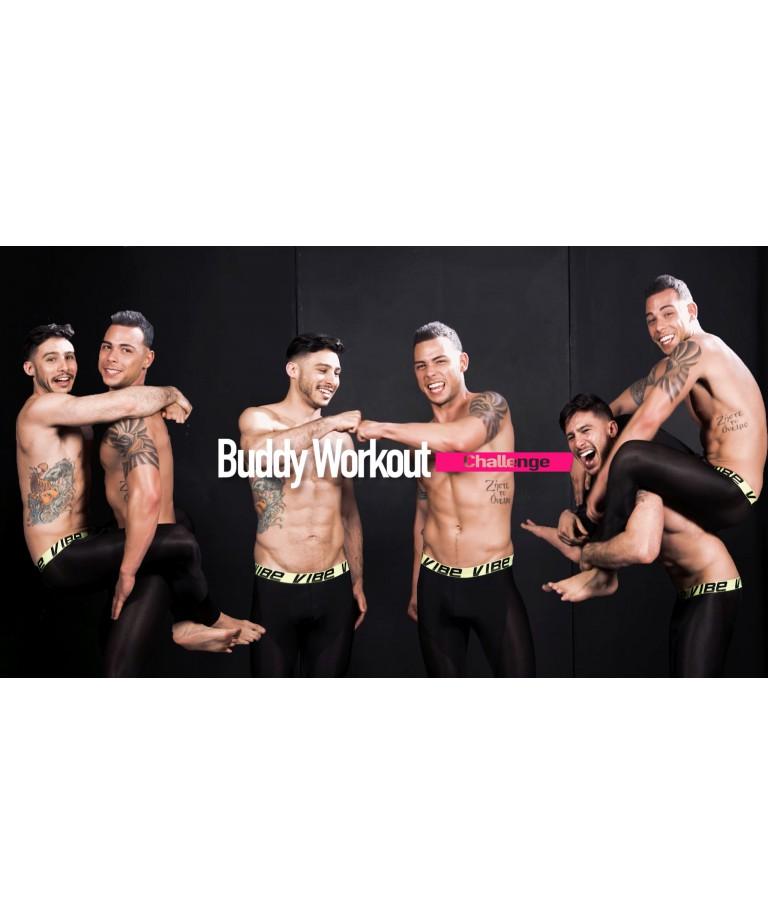 Workout Buddy Underwear Challenge