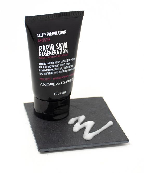 RAPID SKIN REGENERATION Peeling Exfoliant