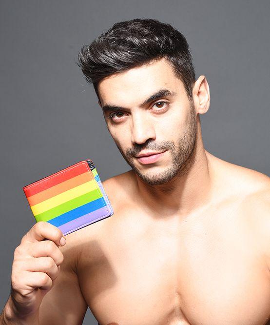 Pride Stripe Wallet
