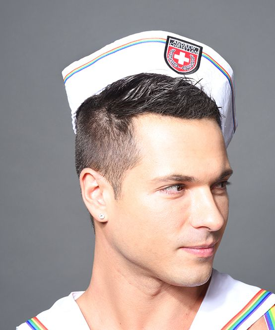 Pride Sailor Hat