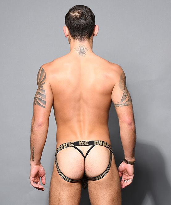 MASSIVE Radiant Y-Back Jock Thong