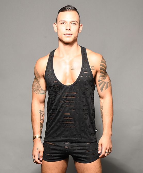 The Zone Scoop Neck Tank
