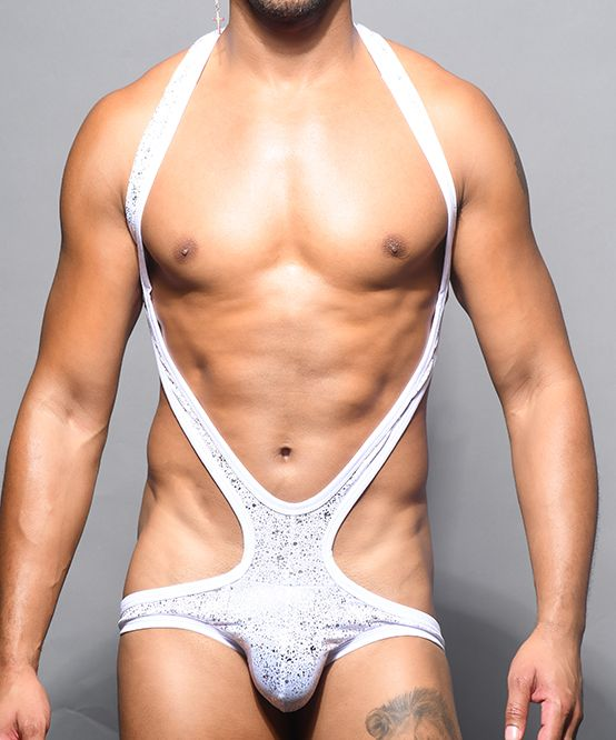 Snow Singlet w/ Almost Naked