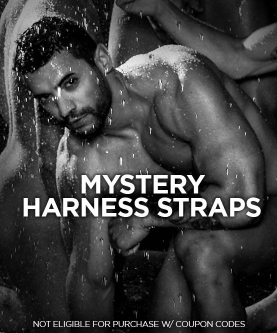 Mystery Harness Straps