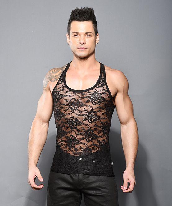 Sexy Lace Tank