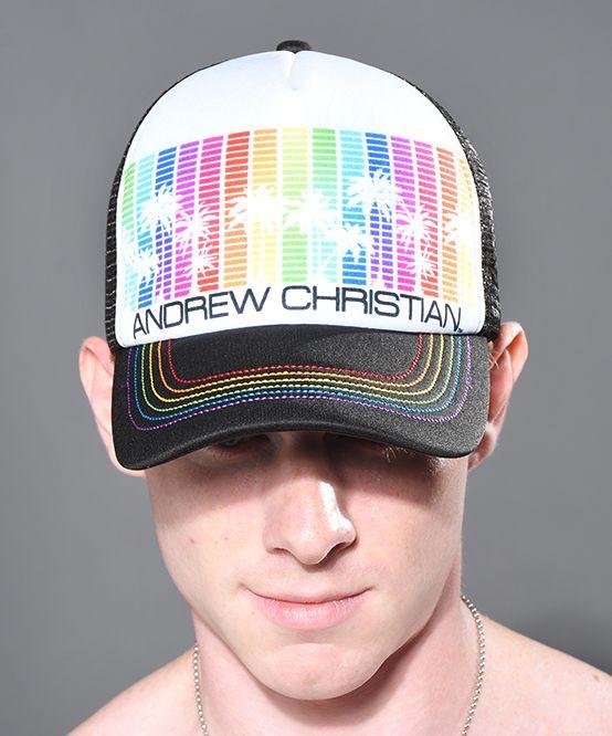 Digital Paradise Pride Cap