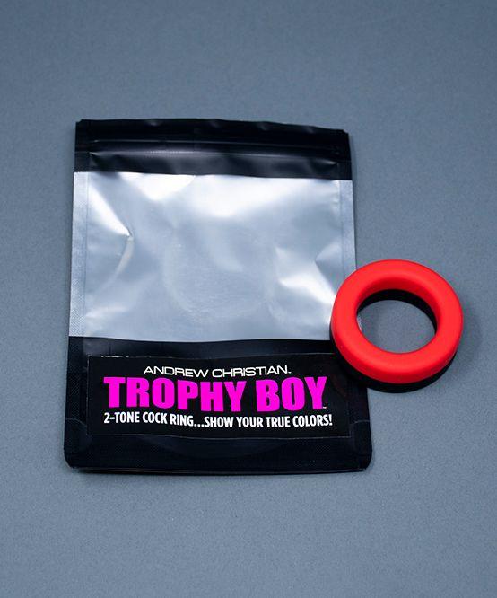 Trophy Boy 2-Tone Cock Ring