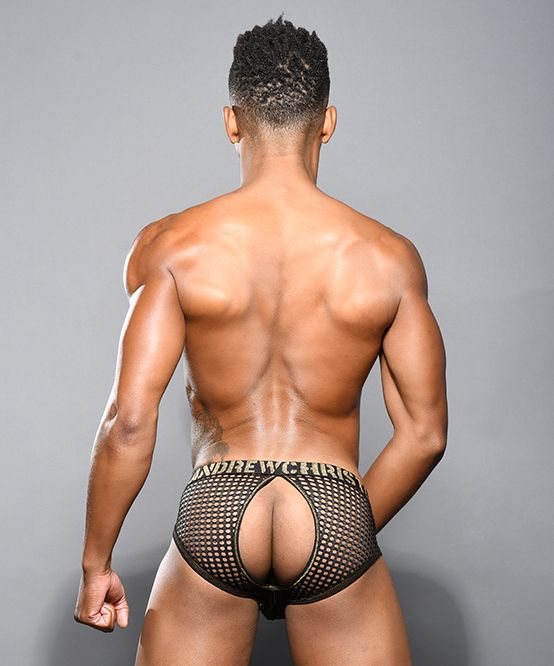 Access Mesh Brief w/ Almost Naked
