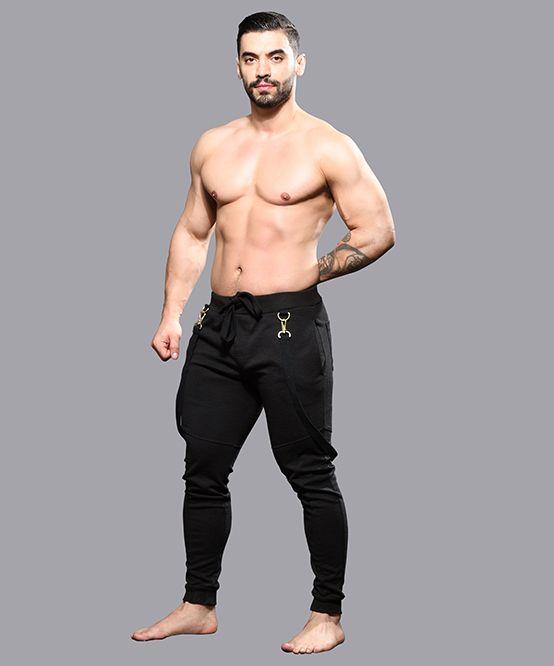 Troop Suspender Pants