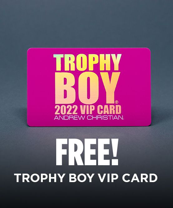 Trophy Boy VIP Card (Holographic)