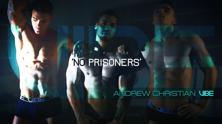 "VIBE Ultimate Sports Underwear ""No Prisoners"""