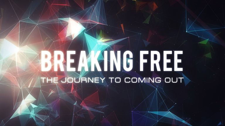Happy Pride: Breaking Free