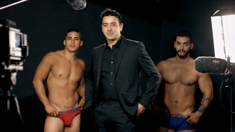 Andrew Christian's Love Project