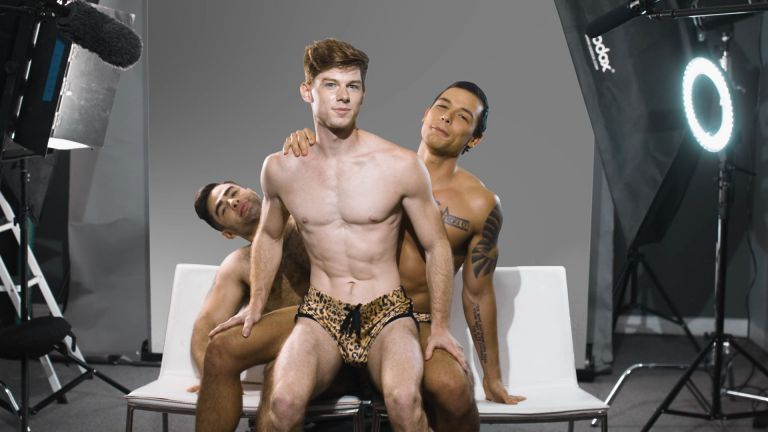 Teaching Gay Sex Positions: Netflix & Chill Edition