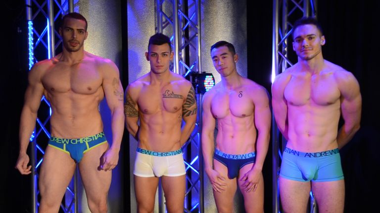 "Andrew Christian Trophy Boy Model Contest - Episode 05 ""The Finale"""