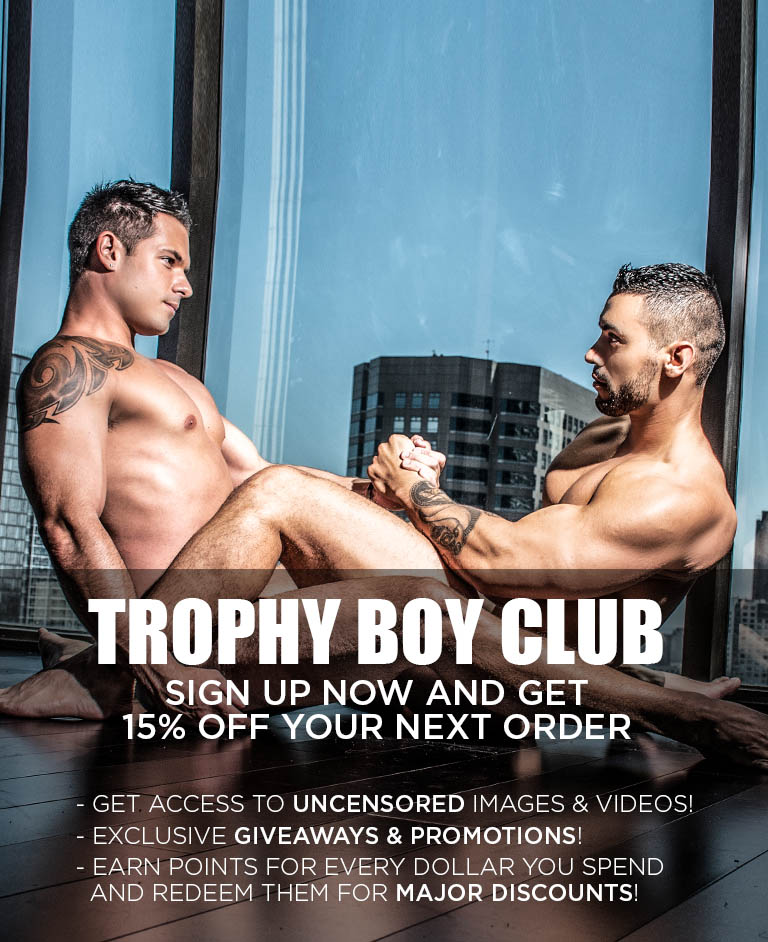 Slide Trophy Boy Club