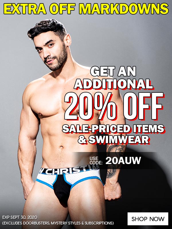 Get An ADDITIONAL 20% OFF Sale-Priced Items & Swimwear