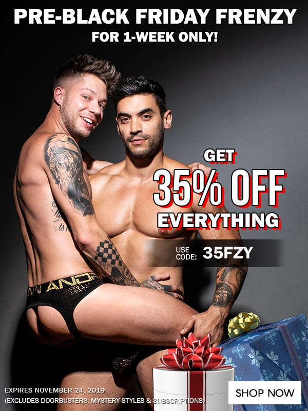 Pre-Black Friday Frenzy! Get 35% OFF Everything