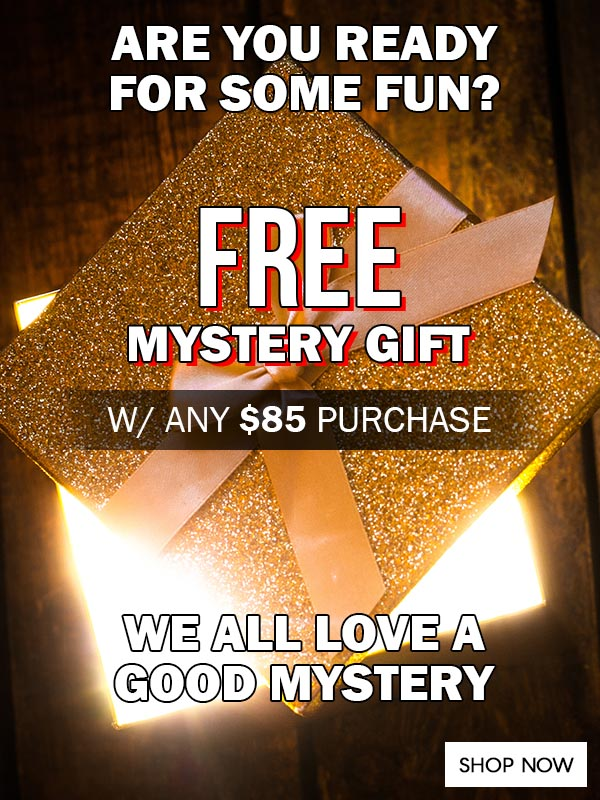 FREE! Mystery Gift w/ $85 Or More