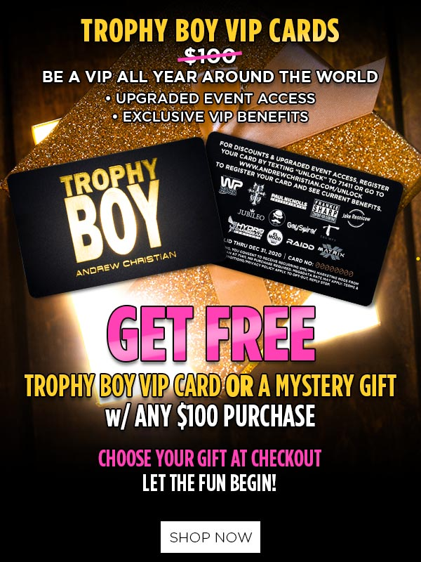 FREE! VIP Card OR Mystery Gift w/ $100 Orders