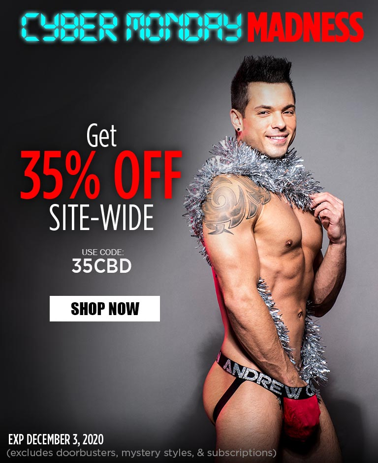Slide CYBER MONDAY MADNESS! Get 35% OFF Everything