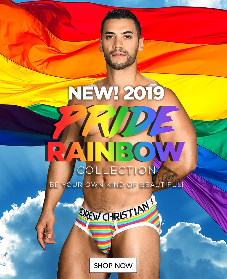 Slide 2019 Pride Rainbow Collection