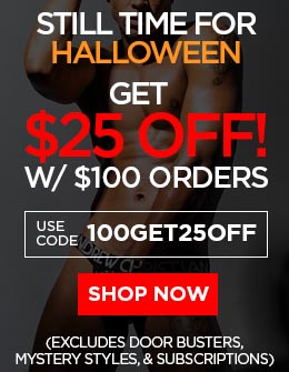 Get $25 OFF w/ $100 Or More