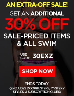 Get An ADDITIONAL 30% OFF Sale-Priced Items & ALL SWIM