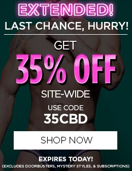 EXTENDED 1-DAY! Get 35% OFF Everything