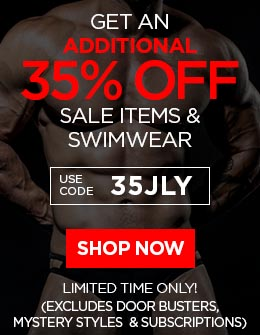 Additional 35% OFF Sale Items & Swimwear