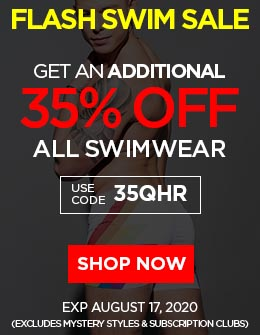 Get An ADDITIONAL 35% OFF All Swimwear