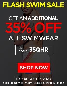 Get An ADDITIONAL 35% OFF All Swimwear