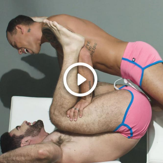 Gay Sex Positions: Valentine's Day Edition