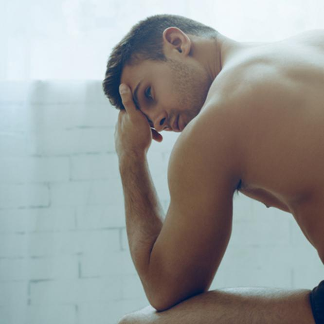 Premature Ejaculator? Here's 5 Depressing Reminders to Help Prevent Your Orgasm