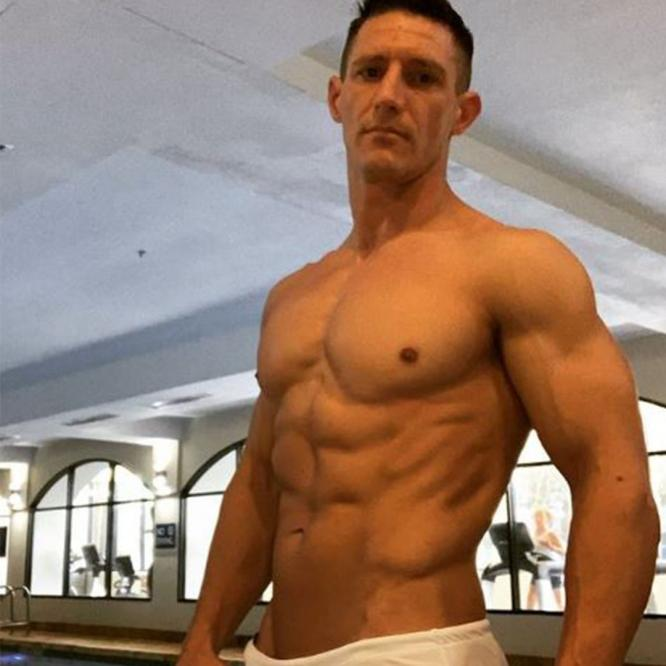 Going Deep with Muscle Daddy Jax Thirio