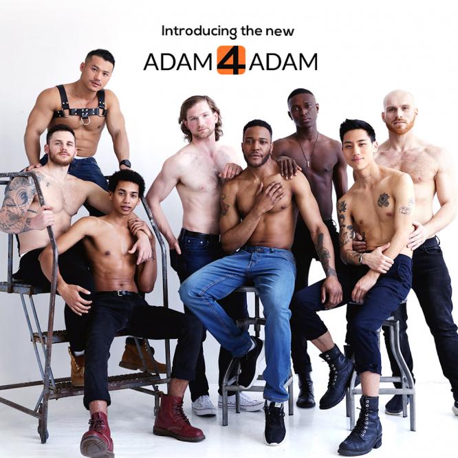 An astonishing rejuvenation cure to celebrate Adam4Adam's 15th anniversary