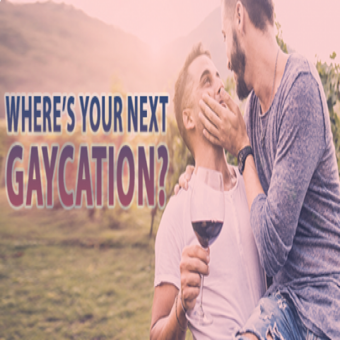 QUIZ: Where Should You Take Your Next Gaycation?