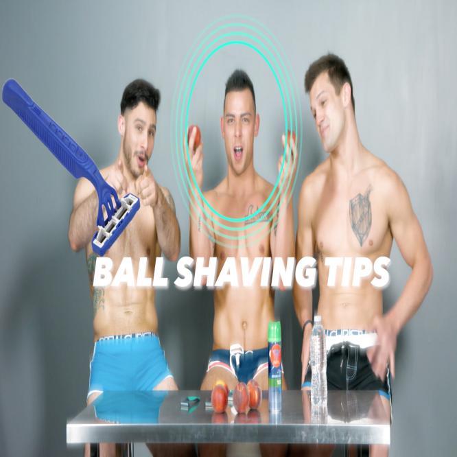 VIDEO: Ball Shaving 101