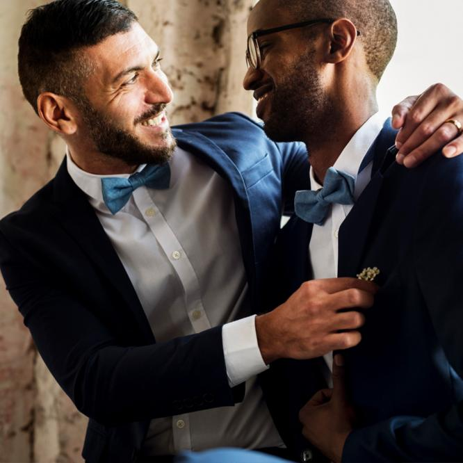 How to Pull Off The Perfect Gay Marriage