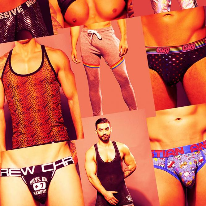 Andrew Christian Fall Must-Haves
