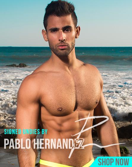 Pablo Signed Underwear