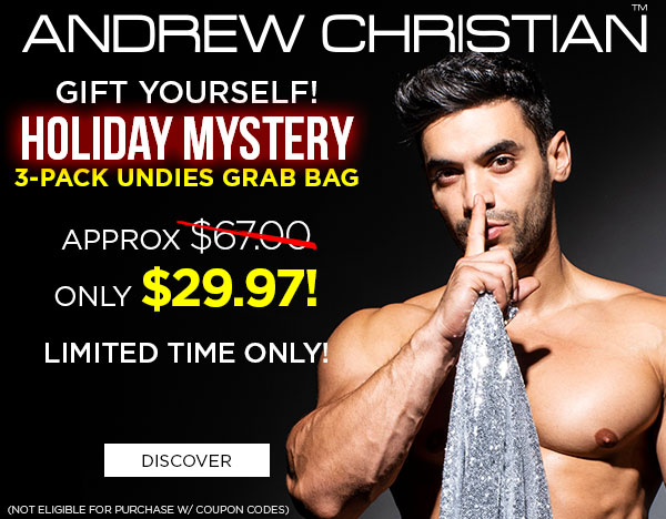 Mystery Undies Grab Bag