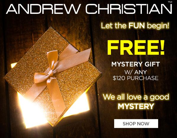 Free Mystery GWP